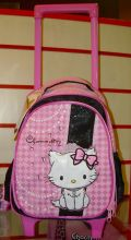 MOCHILA TROLLEY CHARMMY KITTY 32CM