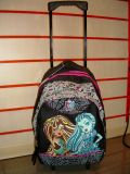 MOCHILA CARRO GRANDE MONSTER HIGH